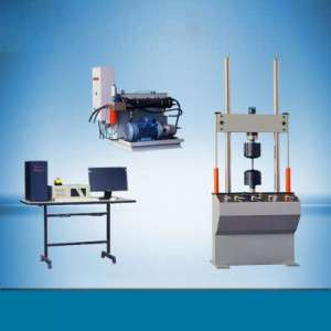 电液伺服复合疲劳试验系统